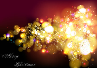 Vector background, christmas concept