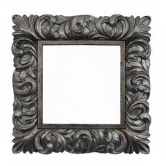 old baroque frame