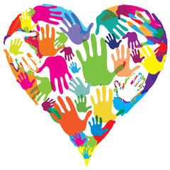 mains et amour