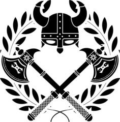 viking glory. stencil. first variant