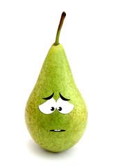 Sad pear