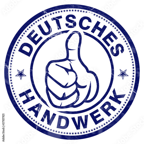 Deutsches handwerk