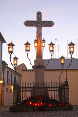 Cristo de los Faroles - Córdoba