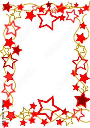 Quot Weihnachtsrahmen Sterne Quot Stockfotos Und Lizenzfreie