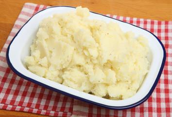 Seasoned Mashed Potato
