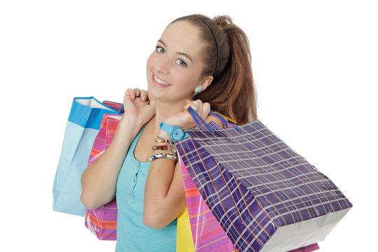 Joie du shopping