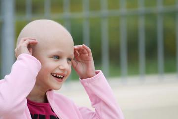 cancer child