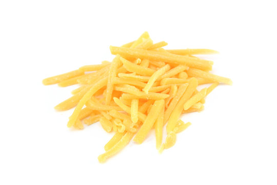 shredded cheese