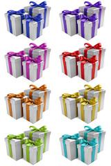 silver present set 1