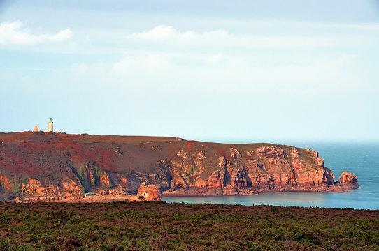 Le phare du Cap Frehel