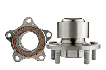 hub and wheel bearing kit
