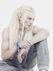 Handsome elf