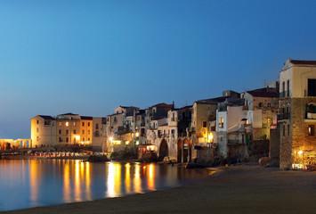 Cefalu city, Sicily