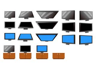 テレビと台