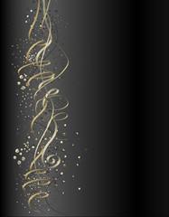 elegant golden decoration
