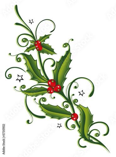 stechpalme weihnachten ilix jul vector stockfotos und lizenzfreie vektoren auf. Black Bedroom Furniture Sets. Home Design Ideas