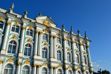 Winter Palace, St.Petersburg