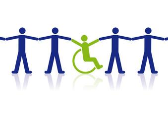 Handicape-Chaîne