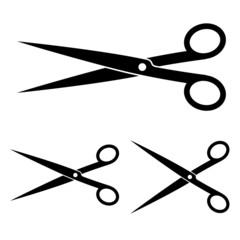 vector scissors