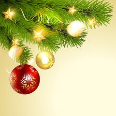 shiny christmas ball