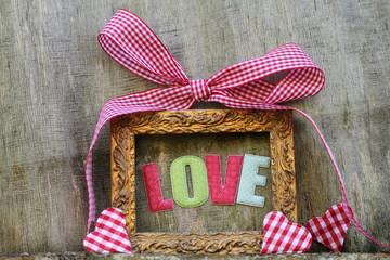 herzliche Liebe