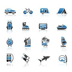 Vacation, Recreation & Travel, icons set.(7).jpg