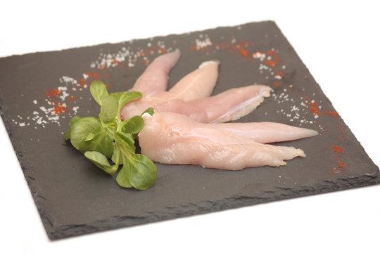 aiguillette de poulet