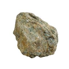 stone granite  isolated on white background