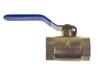 brassl shutoff valve