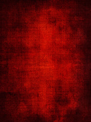 Red Screen Grunge