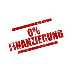 stempel eckig 0%-finanzierung I