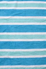 Used Beach Towel Background