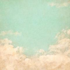 Wall Mural - Vintage Grunge Sky