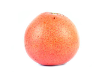 Grapefruit on white background9