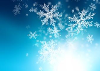 abstrakter Hintergrund, Winter, winterlich, kalte Farben, eisig