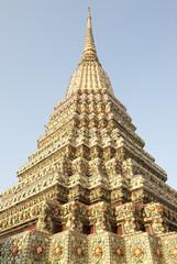 pagoda of Phrachetuphol Temple