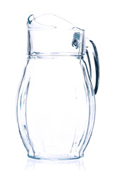 Empty pitcher