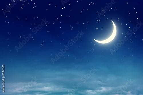 moon and stars - 1024×683