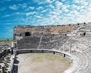 theater in Milet