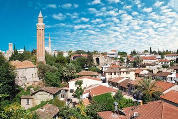 Old Antalya. Turkey