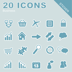 20 Icons Business