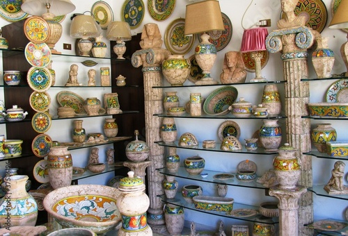 Santo stefano di camastra le ceramiche immagini e fotografie royalty free su - Santo stefano di camastra piastrelle ...