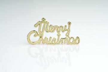 Merry Christmas writing