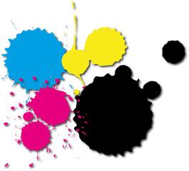 Photos Illustrations Et Vidéos De Tache De Peinture