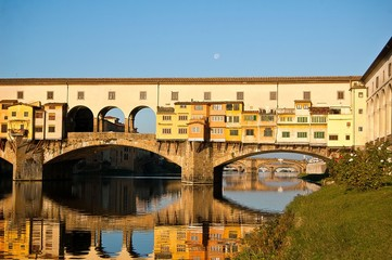 Ponte Vecchio : Firenze, Italia - Florence, Italy