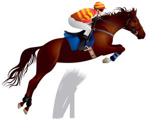 Hose race jump