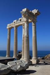 Temple of Apollon, Side, Turkey