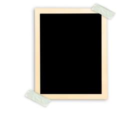 Blank a Vintage photo frame