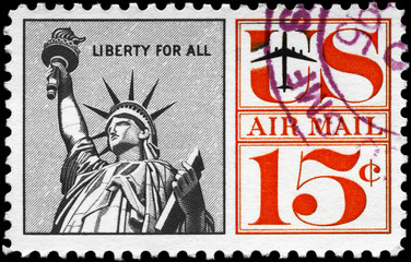 USA - CIRCA 1959 Liberty
