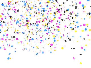 Confettis cmyk